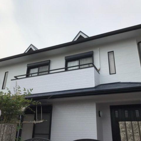 伊賀市I様邸 屋根・外壁塗装工事