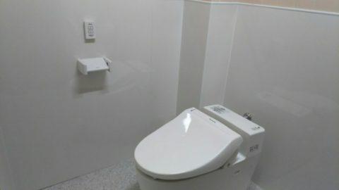 四日市テナントビル内男子トイレ・女子トイレ改修工事/マンション内ゴミステーション修繕工事