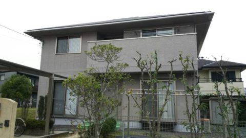 伊賀市Y様邸 外壁塗装工事