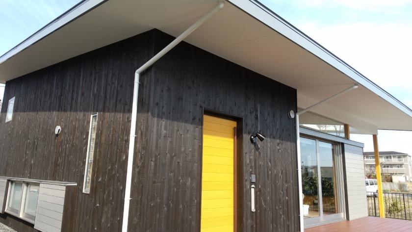 伊賀市I様邸 屋根・外壁しぶき塗装工事