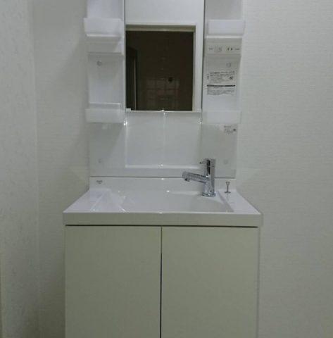 伊賀市T様洗面室改修工事
