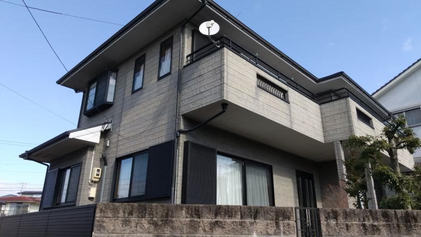名張市N様邸 外壁・屋根塗装工事