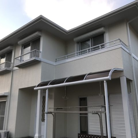 松阪市M様邸 屋根・外壁塗装工事