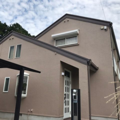 伊賀市N様邸 屋根・外壁塗装工事